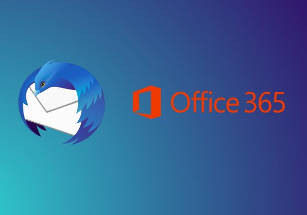 Setting up Office 365 with Mozilla Thunderbird